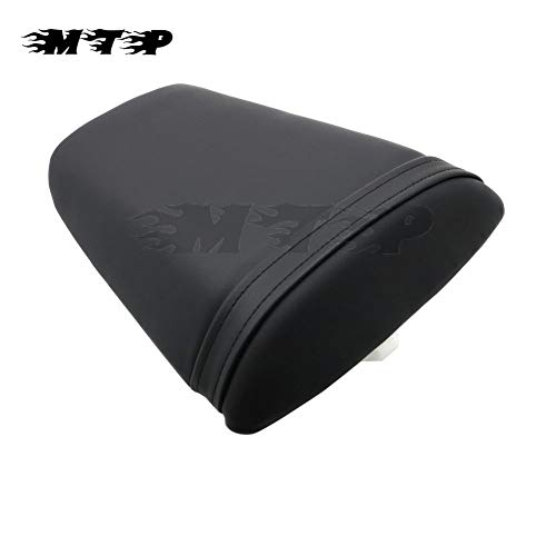 Star-Trade-Inc - Black Rear Passenger Pillion Seat Cover Cushion Cowl For Honda CBR600 F4i CBR600F4i 2001-2007 CBR 600 07 2006 2005 04 03 02 01 (2002 Honda Cbr 600 F4i Rear Seat Cowl)