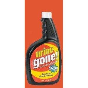 Urine Gone Stain & Odor Eliminator, 24 oz