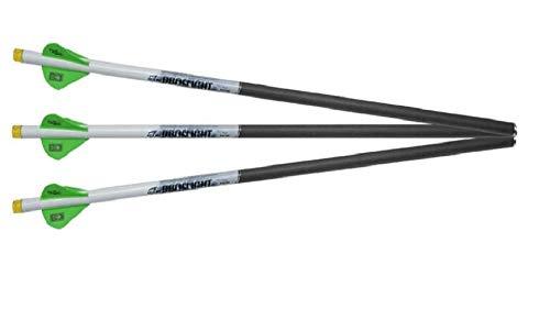Excalibur Crossbow 22EXP20IL-3 ProFlight Hunting 20'' Arrow Bolts 3-Pk