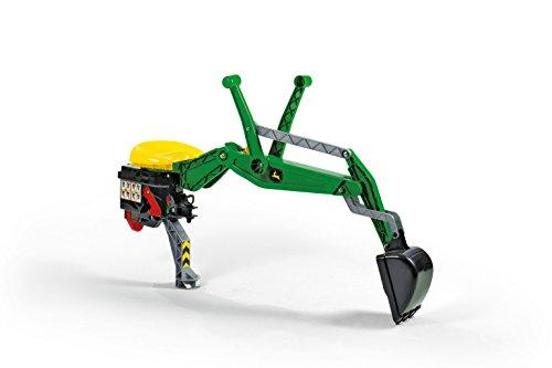 rolly toys 409358 Franz Cutter John Deere Rear Excavator (Excavator Rear)