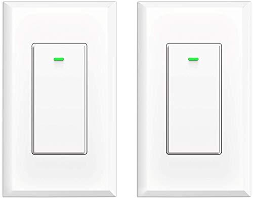 Smart Switch WiFi Light