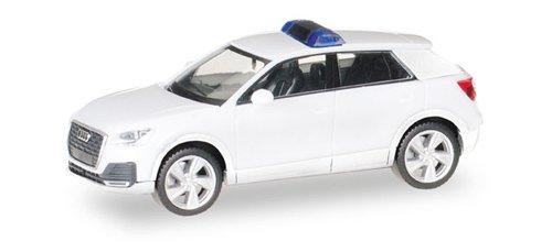 'Herpa 013161veicolo Minikit: Audi Q2, Bianco/unbedruckt