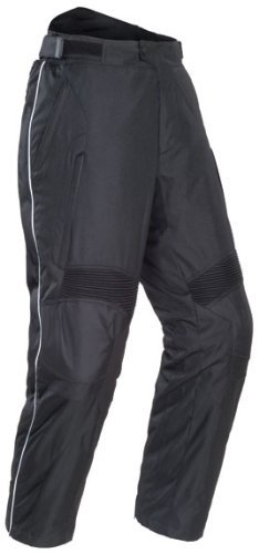 Tour Master Overpants - Large Tall/Black by Tourmaster