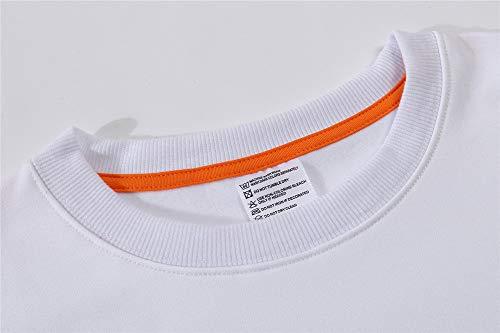 Pullover Lunghe Uomo Riverdale Giacca Besthoo Donne White39 Maglietta Felpa Maniche Sweater Unisex Sportivo E Per Sweatshirt Maglione CqUtfUnw