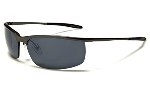 X-Loop ® Matrix Style Metal Half Frame - The Matrix From Sunglasses