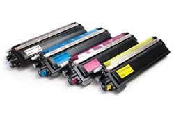 SuppliesOutlet Brother TN210 Series Toner Cartridge Color Value Bundle – Black, Cyan, Yellow, Magenta – Compatible – For DCP-9010CN, HL-3040CN, HL-3045CN, HL-3070CW, HL-3075CW, MFC-9010CN, MFC-9120CN, MFC-9125CN, MFC-9320CN, MFC-9320CW, MFC-9325CW, Office Central