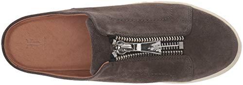 Women's Mule FRYE Sneaker Grigio Zip Lena qdd6pwrCg