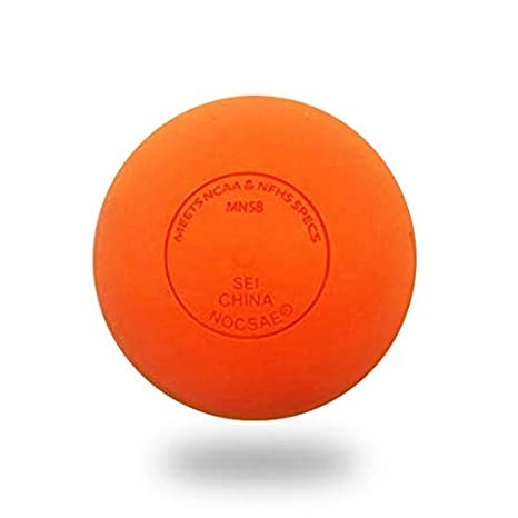NOCSAE Velocity Lacrosse Balls: Official Size for Professional NCAA College /& Grade School Games NFHS Certified