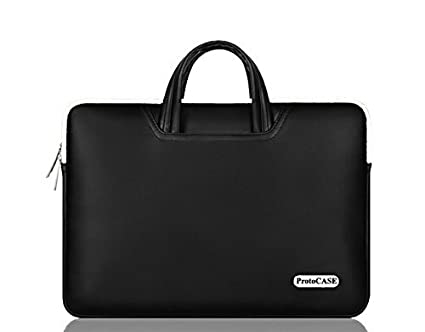 ProtoCASE - 13.3-Inch Laptop and Tablet Bag Computer Carrying Case Cover  Sleeve with Side 7b4dbdbab1ec
