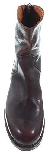 Ebony MOMA Made Stivaletti 2B TMORO 53805 Italy Vintage Cusna Pelle Uomo Scarpe 0frOHwq0