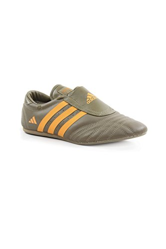 Adidas Sm Leather Eu40 Khakiorange Ii Taekwondo Sneakers Tkd doxQrCBeW