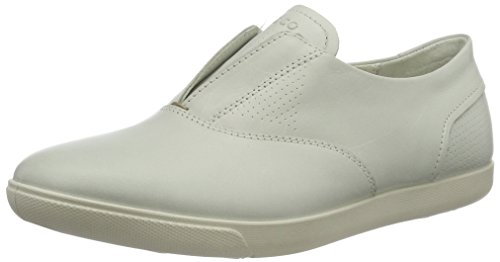 ECCO Damara, Mocasines para Mujer Weiß (2152SHADOW WHITE)