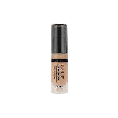(Averyzoe Natural Matte Liquid Foundation Rosalind Makeup Foundations Stick Best face Eye Foundation Makeup Beige Cream Cosmetic Long Lasting Professional Foundation)
