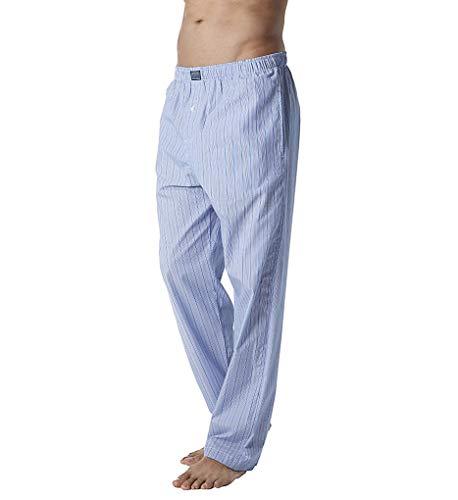 Polo Ralph Lauren Big Man All Over Pony Woven Sleep Pant (RY27RX) 3XL/Andrew Stripe/Navy