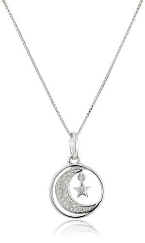 sterling-silver-white-diamond-i-love-you-to-the-moon-and-back-pendant-necklace-1-10-cttw-i-j-color-i