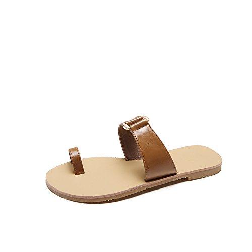 de mujeres's las las mujeres Thirty Zapatillas visten arrastrando zapatillas verano eight Beach Donyyyy I8qBxEwn