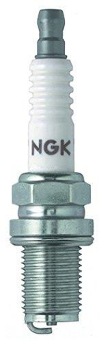 Set (8pcs) NGK Racing Spark Plugs Stock 4554 Nickel Core Tip Standard 0.032in R5671A-8 (Plug Ngk Racing Spark)