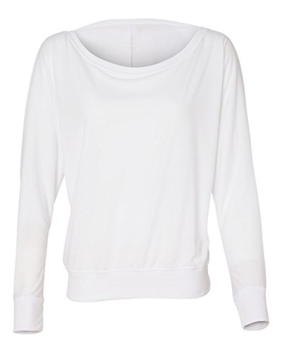 YogaColors Crystal Jersey Boatneck Pullover