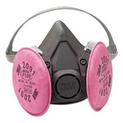3M Safety 142-6291 6000 Series Half Facepiece Resp