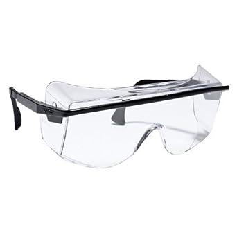 ea24580af3 Black Uvex Astro OTG 3001 Safety Glasses - Clear