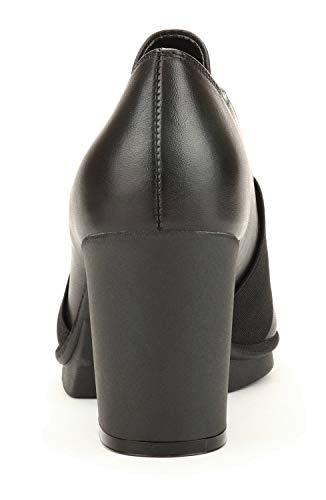 Chaussure Jeane Femme Talon The Flexx Noir EP6qHHx