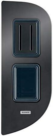 Blanco 441661 Kitchen Sink Workstation One, Large, Black