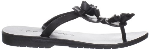 J Women's T Mayuko Strap P and Black Mattie Sandal TvwrTt