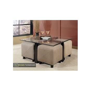 Amazon.com: Coaster Home Furnishings Coffee Table with