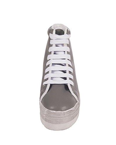 JC Play , Damen Sneaker grau grau