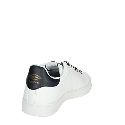 WHD Sneakers Umbro Bianco Bassa RFP38000 Uomo xYwPgw