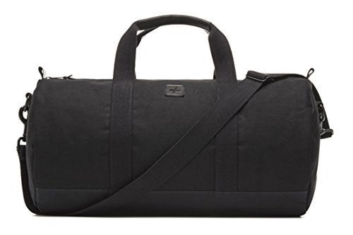 Jack + Mulligan Kennedy Duffel (Black) by Jack + Mulligan