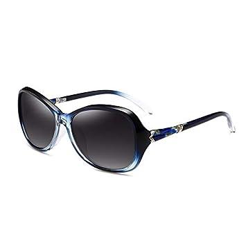 Sunglasses- Cara pequeña Gafas de Sol Hembra Cara Gafas ...