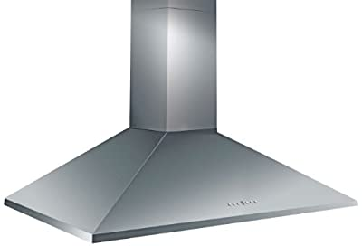 Z Line KL2-30-LED Stainless Steel Wall Mount Range Hood, 30-Inch