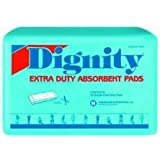Package Of 30 Dignity Extra Duty Double Pads - Package Of 30