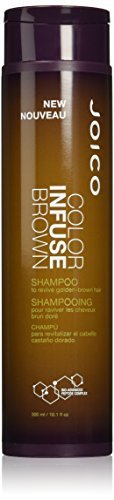 Color Infuse by Joico Brown Shampoo 300ml by Joico