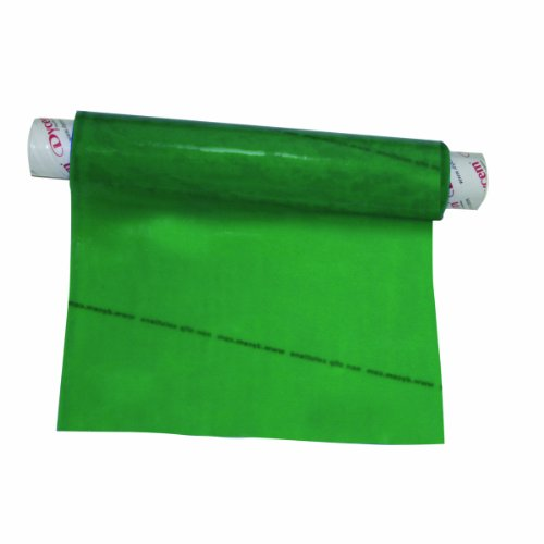 "Dycem Non-Slip Material Roll, Forest Green, 8"" X 3.25 ft"