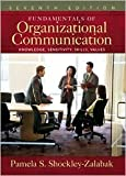 img - for Fundamentals of Organizational Communication 7th (seventh) edition Text Only book / textbook / text book