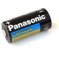 Bateria Cr123a De Lithium 3v Panasonic