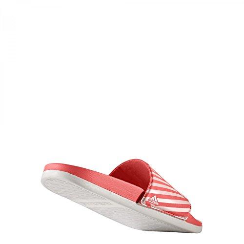 quality design e9b01 e4872 ... adidas Damen Adilette CF+ Training Gr W Flip-Flops Orange (CorsenFtwbla  ...