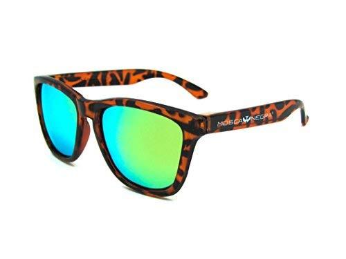 Gafas de sol MOSCA NEGRA modelo ALPHA LEOPARD - Polarizadas