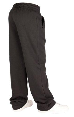 Urban Classics Loose Fit Sweatpants - Pantalones para mujer negro