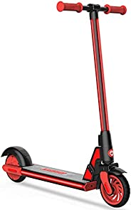 GOTRAX GKS Plus Electric Scooter for 6-12 Year Old, 6inch E-Scooter, 25.2V 2.6Ah Capacity Lithium Battery, 150