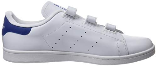 Cf Ftwr De Basket ball Stan Collegiate Royal Chaussures Blanc ftwr White Adidas Smith Pour Hommes 7HqEIHw
