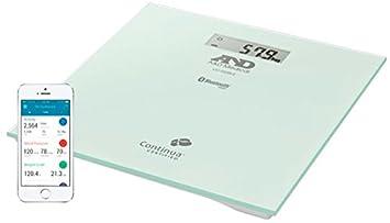 A&D UC-352BLE Báscula de Baño, Bluetooth, aplicación A&D Connect para móviles