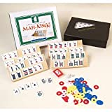 : Mah-Jongg American Version Travel Game