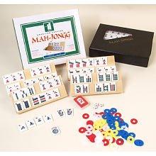 Mah-Jongg American Version Travel Game