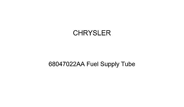 CHRYSLER FUEL SUPPLY TUBE 68047022AA