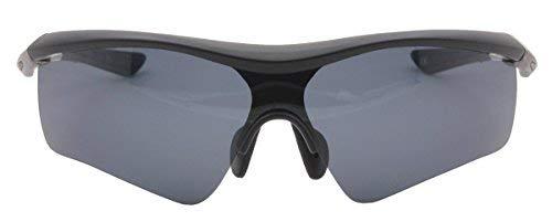 Athletes Insight Running Sunglasses | Polarized | Shatter Resistant | Ultra Lightweight | Award-Winning Review