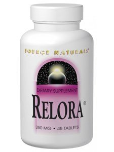 Relora 250mg Source Naturals, Inc. 45 Tabs by Source Naturals