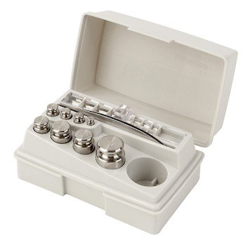 Troemner Class 7 50g-1 mg, Economical S.S. Class 7 Weight Set with Statement of Accuracy by Troemner